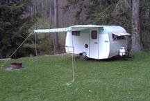 vintage campers / by Deb Plummer