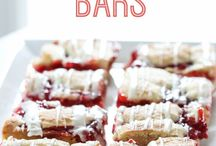Food-Bars and Brownies