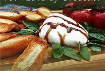 New EBook: For Love of Crostini / A new eBook from Linda's Italian Table on Crostini - Italian Appetizer Toasts