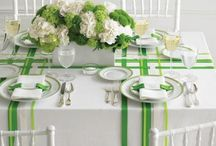 wedding green