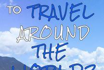 Trip Planning / Round the World Travel!