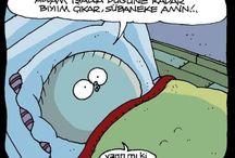 """Düğün Karikatürleri / Evlenenlerin """"Ayyy Aynı Bizim Gibi"""" Diyeceği karikatürler burada !"""