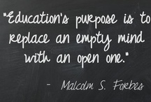 Inspiration / What is your favourite inspirational quote? Whose words inspire you the most? You're all invited to share your favorite quotes on this board... / by University of Liverpool Online