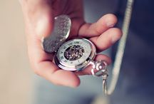 Pocket watch & watch
