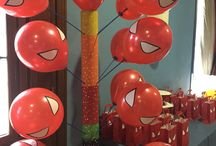 cumple Spiderman