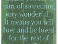great saying / by Lisa Quinn