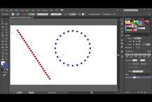 Illustrator/photoshop/Silhouette