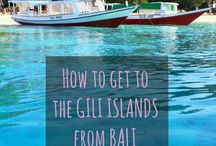 Gili Island - Ideas