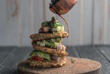 veggie/vegan food
