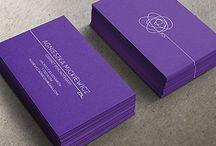 Diseños tarjeta de presentación