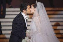 Huang Xiaoming Kissing Compilation