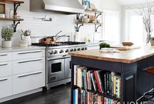 Kitchen Ideas / What I like for my dream kitchen