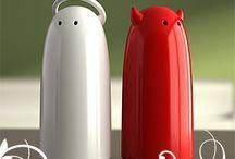 salt & pepper / by Meera Vasudev