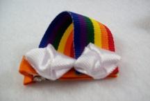 Ribbon Crafts / by Stephanie Goodrich