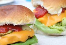bbq / Hamburger