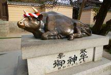Fukuoka's modern and traditional tourist spots