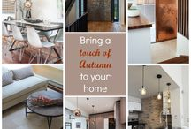 Autumn Interior Trends - Bring A Touch Of Autumn To Your Home