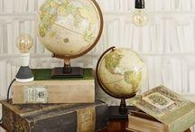 Vintage Explorer / Find escapist inspiration from historical explorers and naturalists