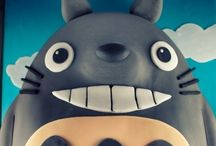 party: totoro birthday