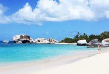 Brittiska Jungfruöarna - resmål & inspiration / En samling av resmål & inspiration för Caribtravel.se resmål till paradisöarna i de Brittiska Jungruöarna (British Virgin Islands).