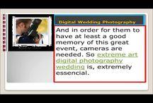 Digital wedding photography: Shooting Tips