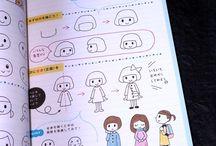drawing - (japanese) ball pen