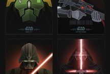 Star Wars Villians