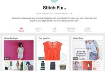 My Stitch Fix Style / by Melissa Iman