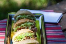 Outdoor Food / Aproveite o dia lá fora.