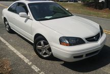 2003 Acura CL 3.2 Coupe For Sale at The Auto Finders Dealership in Durham NC