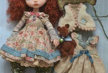 Polina Inyakina Art Dolls