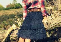 Cowgirl julebord