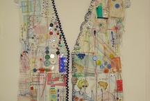 Arte Textile/Textile Art / by Gato Chirolio !