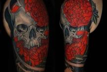 Tattoo ideas / by Melissa Stinchcomb