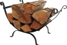 Fireplace Accesories / Log baskets, skillets, brushes and pokers are great accessories to keep the home fires burning. Finish your look with some of these great accessories.