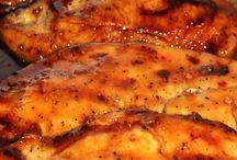 Chicken / Italian Dressing Caramelized Chicken