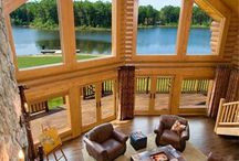 Windows... Enjoy that view! / by Natural Element Homes