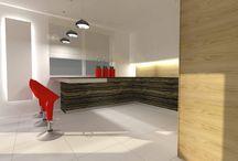 Moje projekty / Projektowanie i aranżacja wnętrz, home staging oraz visual merchandising