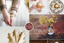 svatba - barvy, nápady