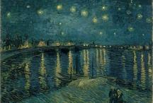 Starry Night - A Visual Study