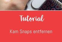 Kam Snaps entfernen