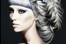 hair avant gard