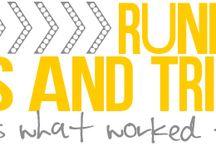 Running Info / by Kristyn