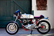 Cafe Racer / by Chiao Chiao
