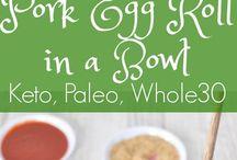 Paleo/Whole30/Keto Recipes