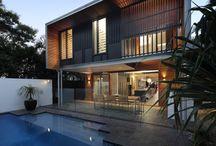 Beautiful Houses / Case cu arhitecturi deosebite, design interior ieșit din comun sau deosebit.