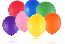 Unprinted Balloons