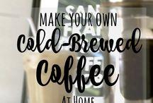 Coffee and Tea / Coffee and tea recipes