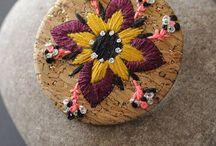 Embroidery by MinaSmoke