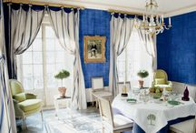 Historic room interiors / by Cindy G